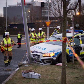 Roliga trafikskadeanmälningar
